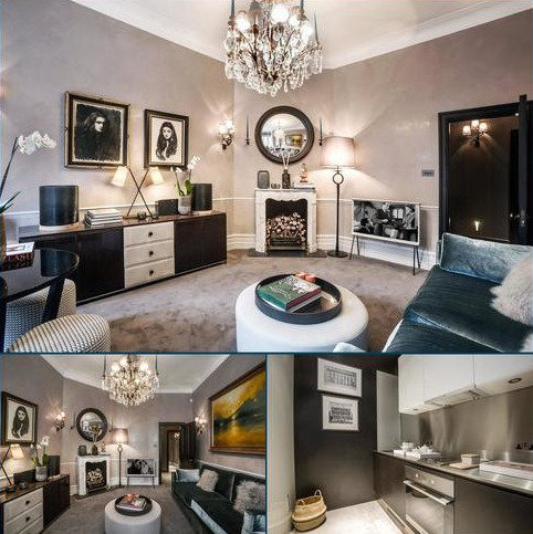 1 bedroom flat to rent - Cadogan Square, London, Knightsbridge, SW1X