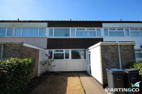 3 bedroom terraced house to rent - Shrewton Avenue, Druids Heath, B14