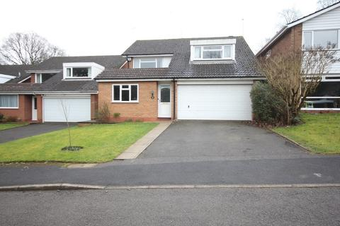 4 bedroom detached house to rent - Hampshire Drive, Edgbaston, B15