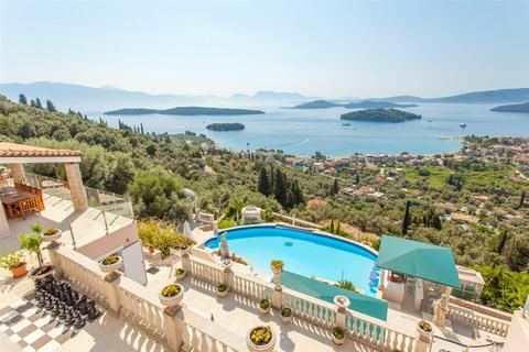 8 bedroom villa - Lefkada, Greece