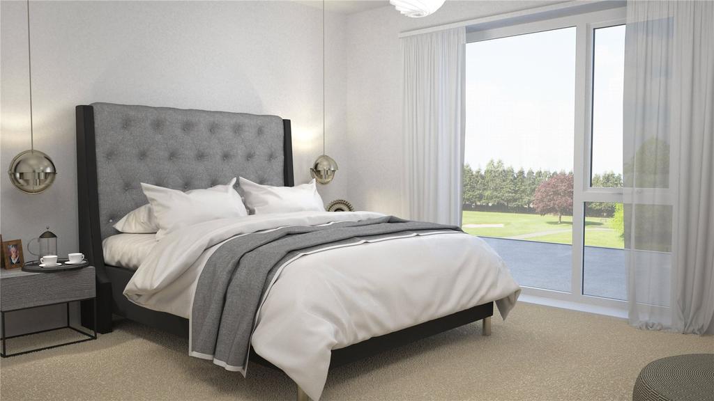 CGI Oakmere Bedroom