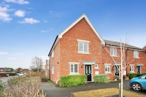 2 bedroom end of terrace house to rent - Worthington Close, Nythe, Swindon, Wiltshire, SN3