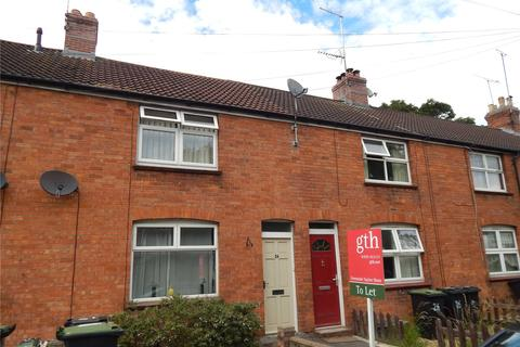 2 bedroom terraced house to rent - Ludbourne Road, Sherborne, DT9