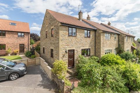 3 bedroom end of terrace house for sale - Prospect Place, Thornton-le-dale