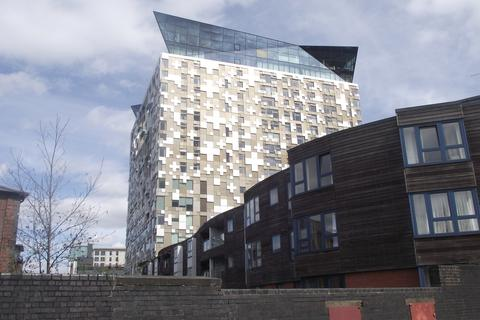 2 bedroom apartment to rent - Wharfside Street, City Centre, Birmingham, B1