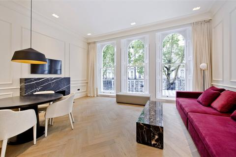 2 bedroom flat for sale - Beaufort Gardens, London, SW3
