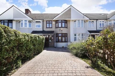 3 bedroom terraced house for sale - Sherwood Park Avenue, Sidcup DA15