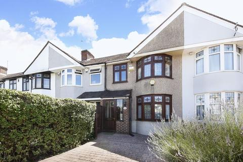 3 bedroom terraced house for sale - Sherwood Park Avenue, Sidcup DA15