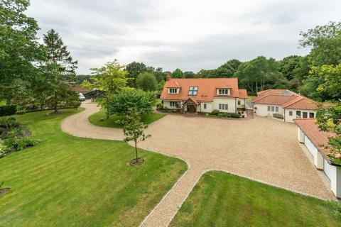 5 bedroom detached house for sale - Goatsmoor Hall, Goatsmoor Lane, Stock