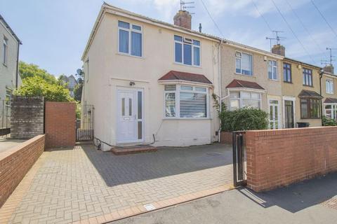 3 bedroom end of terrace house for sale - Hudds Vale Road, Bristol