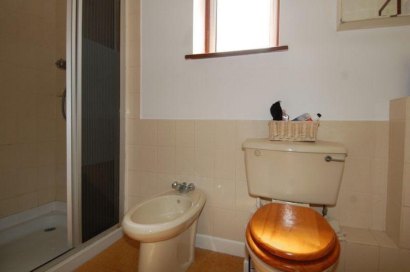 Cloakroom/Shower...