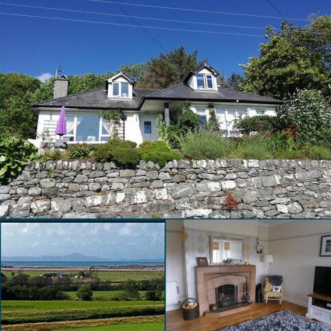 3 bedroom house for sale - Llanbedr