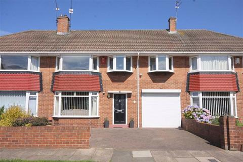 4 bedroom terraced house for sale - Beach Croft Avenue, Tynemouth, Tyne & Wear, NE30