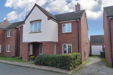 4 bedroom detached house for sale - The Cedars, Bushby, Leicester