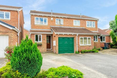 2 bedroom semi-detached house for sale - Carron Crescent, York