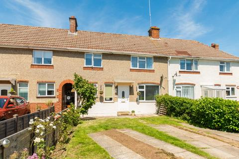 3 bedroom terraced house for sale - Saxton Road, Abingdon