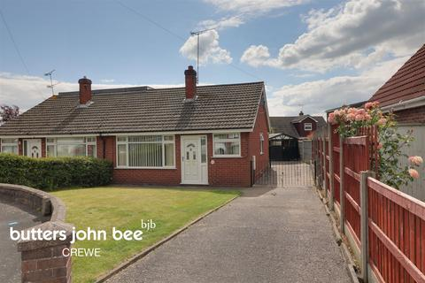 2 bedroom bungalow for sale - Heaward Close, Shavington