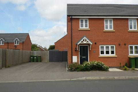 3 bedroom semi-detached house to rent - Barrowcliff Way, Blaby, Leicester