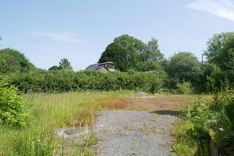 Plot for sale - Adjacent to 2 Tai Canol, Llangorse, Brecon, Powys.