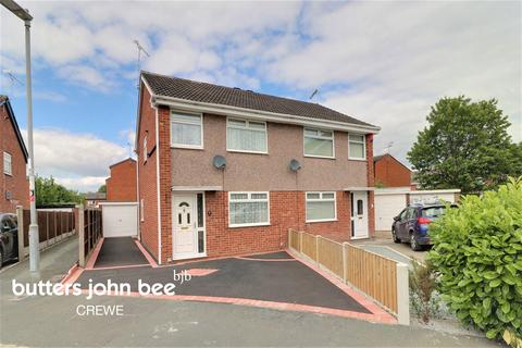 3 bedroom semi-detached house for sale - Lansdowne Road, Crewe