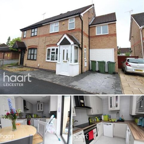 3 bedroom semi-detached house to rent - Whitebeam Close, The Pastures