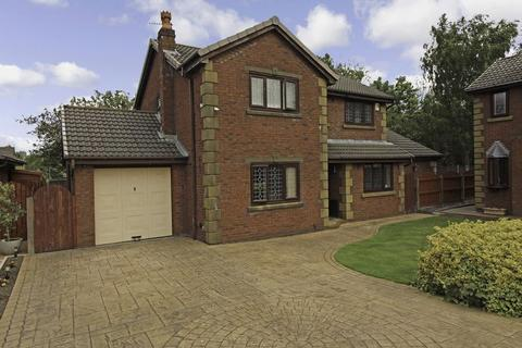 4 bedroom detached house for sale - Church Meadow, Unsworth