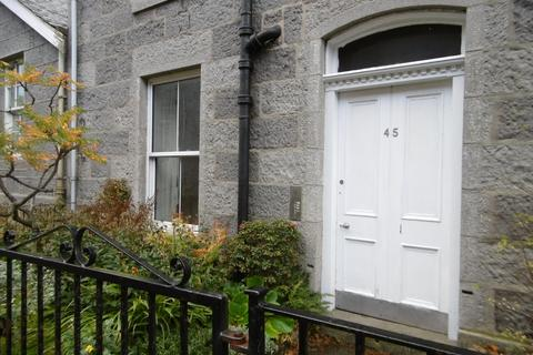 1 bedroom ground floor flat to rent - 45 (GFL) SKENE TERRACE, ABERDEEN AB10 1RN