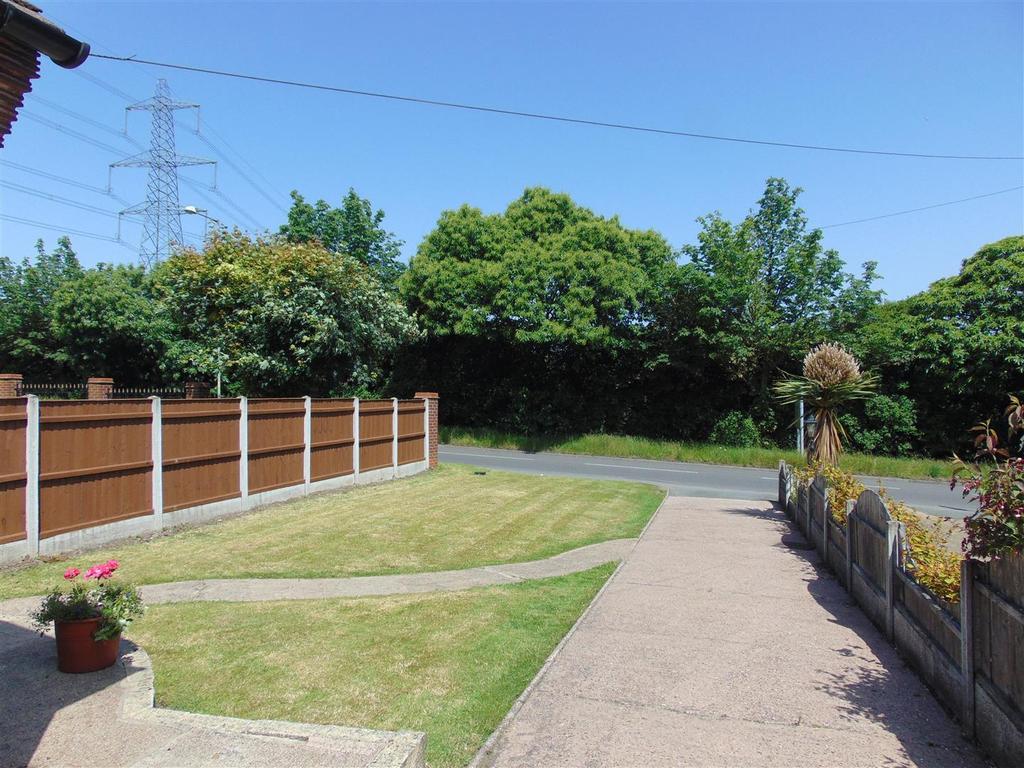 Deep fore garden