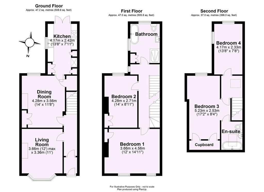 Floorplan 1 of 2: Fountayne Street, York