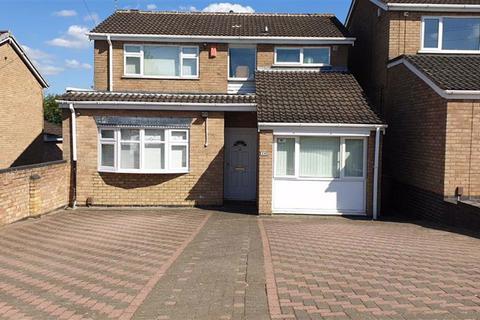 3 bedroom detached house for sale - Darlington Road, Leicester