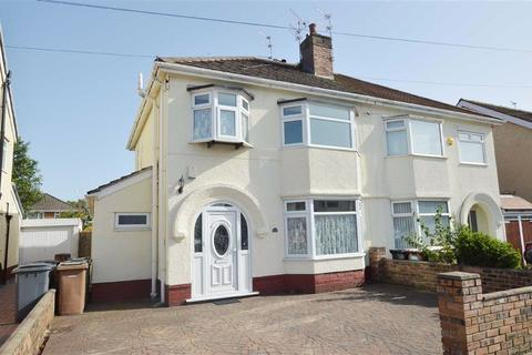 3 bedroom semi-detached house for sale - Neville Road, CH62