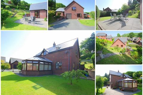 4 bedroom detached house for sale - Parc Llwyn, Llanidloes