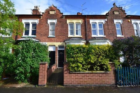2 bedroom terraced house to rent - Clarendon Park Road, Clarendon Park, Leicester, LE2 3AF