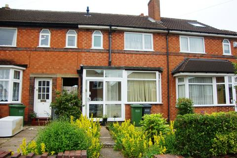 3 bedroom terraced house to rent - Hillside Croft, Solihull, B92 9DL