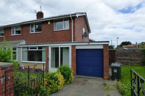 3 bedroom semi-detached house for sale - Meadway, Forest Hall, Newcastle upon Tyne, Tyne and Wear, NE12 9RE