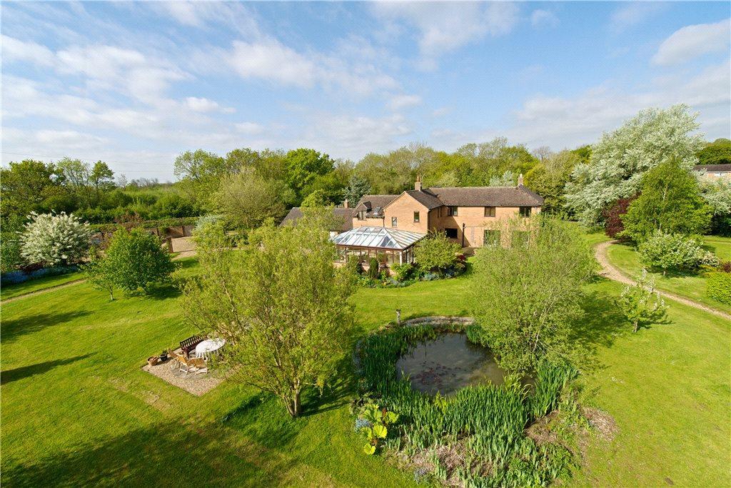 Hardwick Road, Hannington, Northamptonshire 6 bed detached house ...