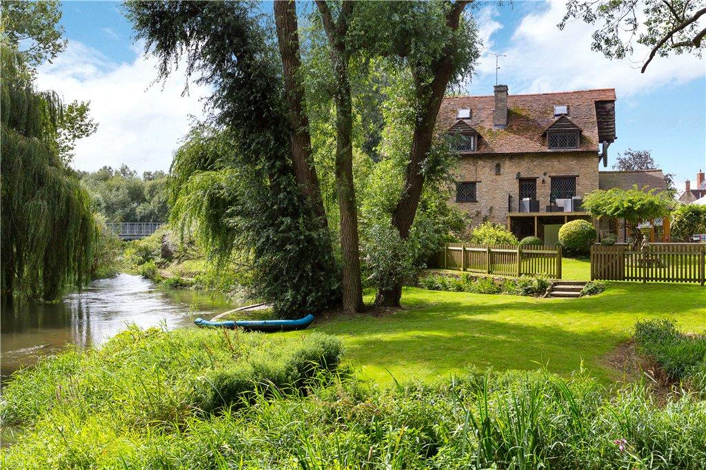 6 Bedrooms Unique Property for sale in The Old Watermill, Odell, Bedfordshire