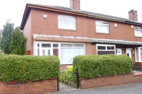 2 bedroom end of terrace house to rent - Stratford Avenue, Hathershaw, Oldham, OL8