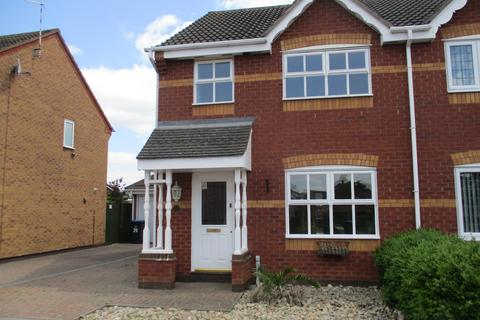 3 bedroom semi-detached house to rent - Jasmine Close, Lutterworth LE17