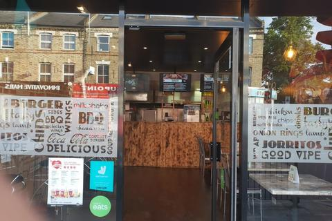 Restaurant for sale - Gourmet Burgers Restaurant/ Take Away 134 Blackstock Road, London N4 2DX. Premium £49500 Rent: £16500 PA, Rate: £4000...