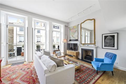 3 bedroom maisonette to rent - Westbourne Gardens, London, W2