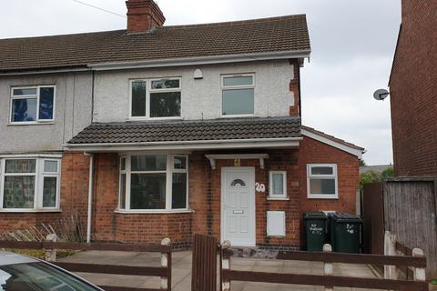 4 bedroom end of terrace house to rent - Durbar Ave, Foleshill, Coventry CV6