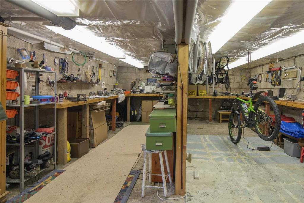 Workshop/Basement