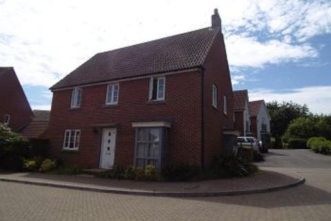 4 bedroom detached house to rent - Marnel Park, Basingstoke
