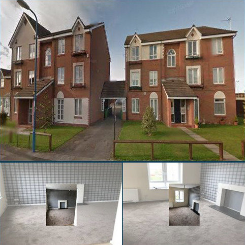 2 bedroom flat to rent - Wasdale Close, Bakers Mead, Hartlepool TS24