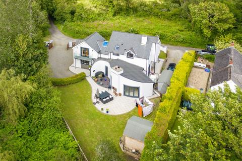 5 bedroom detached house for sale - The Cwtch, Pill Road, Hook