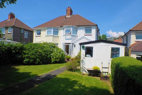3 bedroom semi-detached house to rent - Harlech Crescent, Sketty, Swansea, SA2 9LJ