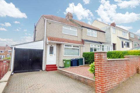 2 bedroom semi-detached house for sale - Knightside Gardens, Lobley Hill , Gateshead, Tyne and wear, NE11 9RN