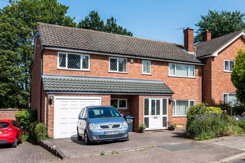 4 bedroom semi-detached house to rent - Harcourt Drive, Sutton Coldfield, West Midlands, B74