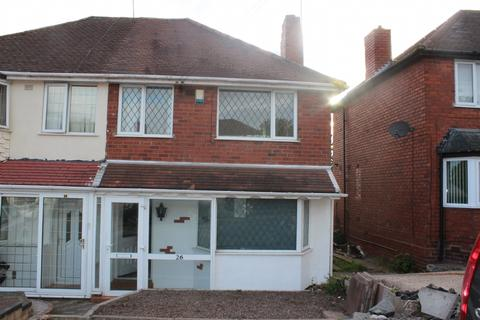 3 bedroom semi-detached house to rent - 26 Brushfields Road Great Barr Birmingham